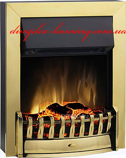 Dimplex Lydon Brass OptiFlame